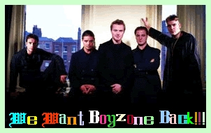 Sign a petition to bring Boyzone back!!!